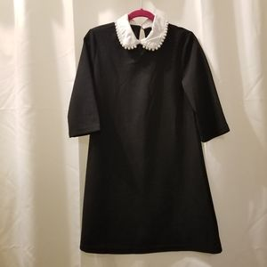 Shein girls black dress size 9-10